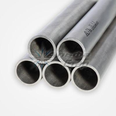 Труба круглая бесшовная из нержавеющей стали